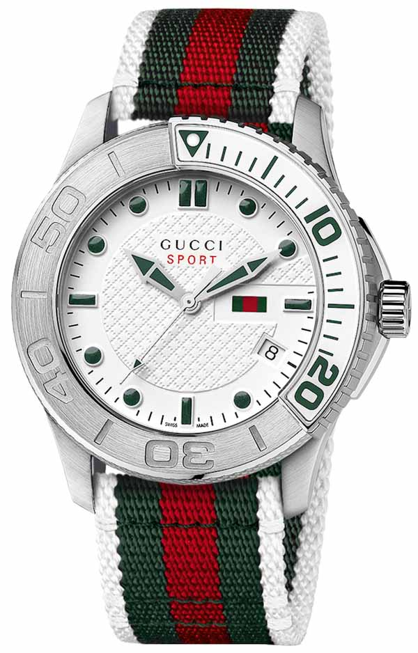8336ec732fd GUCCI Men39s Timeless Sports Watch This are the few of my