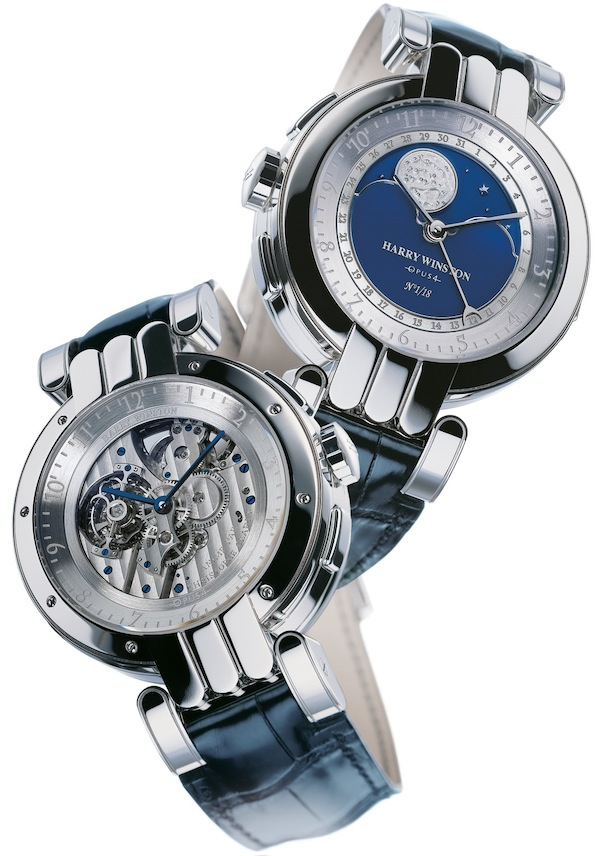 Auction Watch: Christie's Harry Winston Opus Collection Results Sales & Auctions
