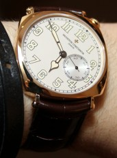 Vacheron Constantin Historiques American 1921 Boutique New York Watch Hands-On Hands-On