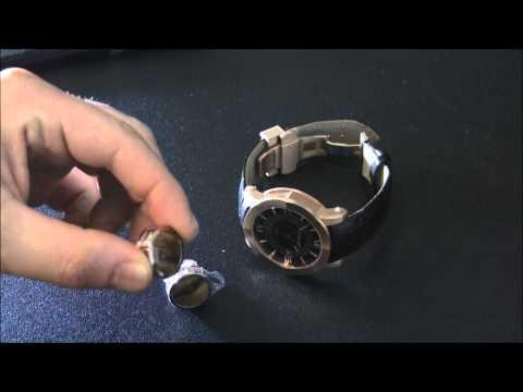 Montegrappa Nero Uno Watch Set Review Wrist Time Reviews