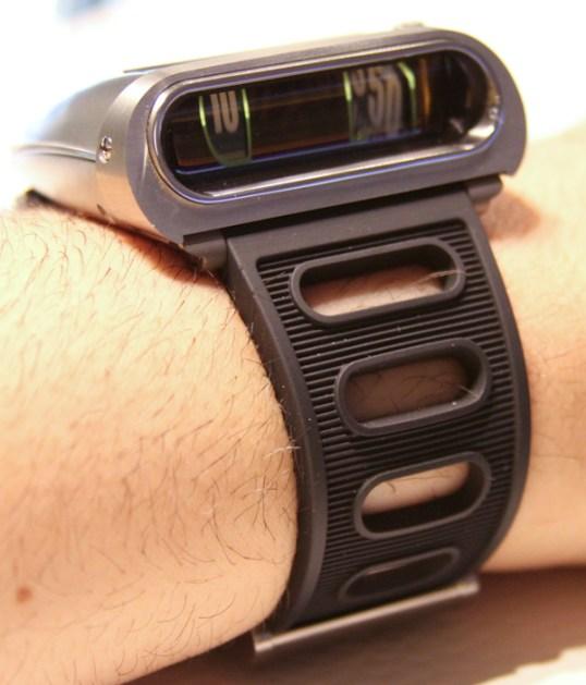 MB&F HM5 Watch Review Wrist Time Reviews