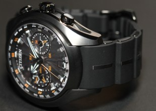 Citizen Eco-Drive Satellite Wave-Air GPS Watch Hands-On Hands-On