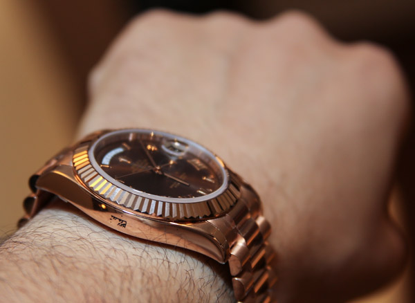 Rolex Datejust II And Rolex Day-Date II Watch Reviews Wrist Time Reviews