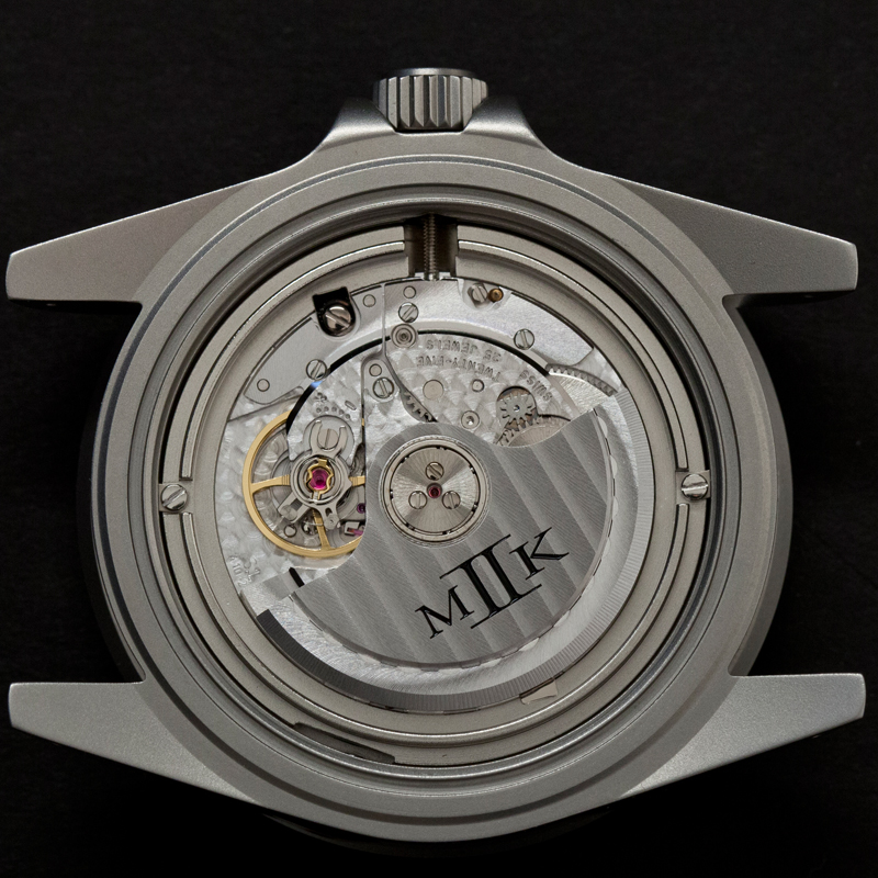 "The Mk II Fulcrum ""American Milsub"" Dive Watch Watch Releases"