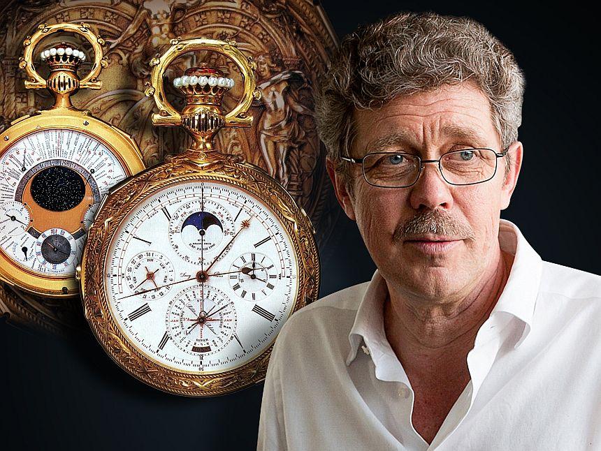 My First Grail Watch:  Jean-Marc Wiederrecht Of Agenhor My First Grail Watch