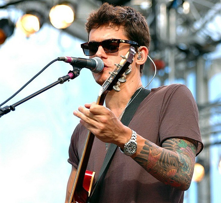 Watch Lover Celebrity John Mayer Sues Bob Maron For $656,000 After Buying Several 'Counterfeit' ROLEX Timepieces Watch Industry News