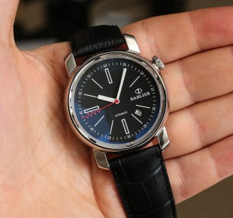 Sablier Grand Cru Watch Review Wrist Time Reviews