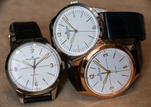 Jaeger-LeCoultre Geophysic Watches Hands-On Hands-On
