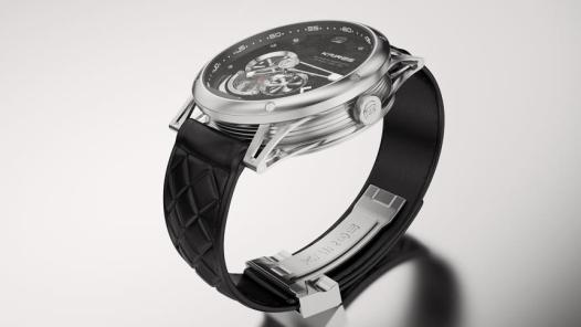 Kairos Smartwatch Blends Mechanical Watch With Technology Watch Releases
