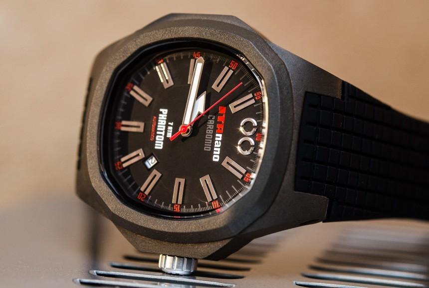 ITAnano Phantom Carbon Automatic 49 Watch Review