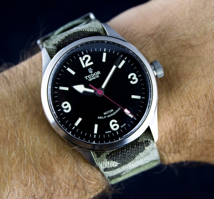 Tudor Heritage Ranger Watch Review  Wrist Time Reviews