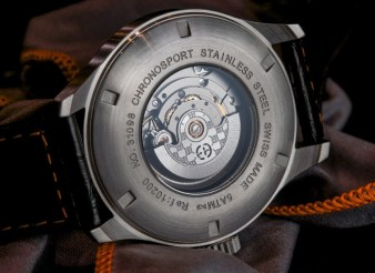 Ernst Benz Chronoracer Sport Limited Edition Watch Hands-On Hands-On