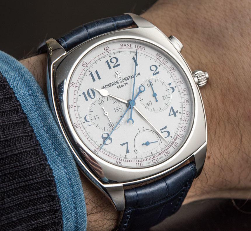 Vacheron Constantin Harmony Ultra-Thin Grande Complication Chronograph Watch Hands-On