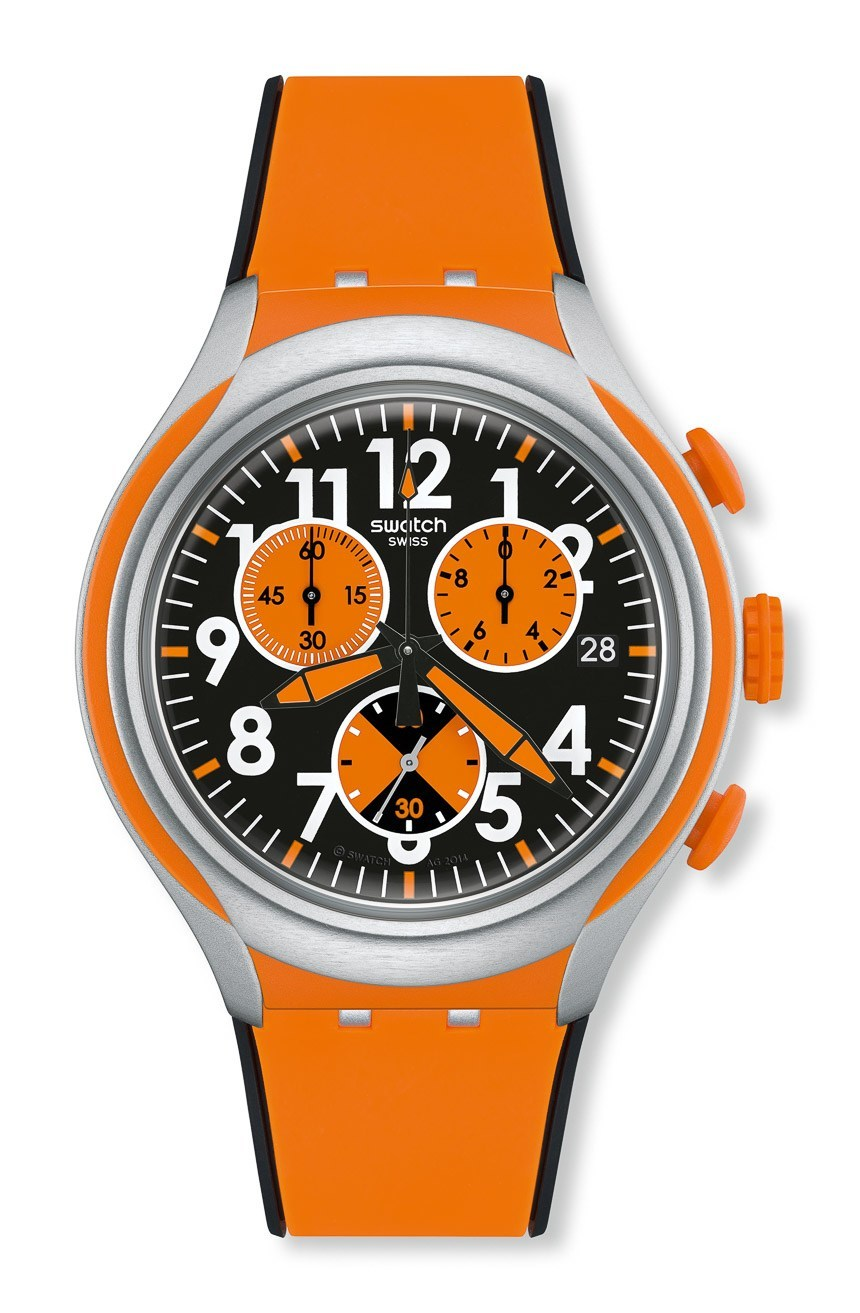 Swatch Irony XLite Watches New For 2015 ABlogtoWatch