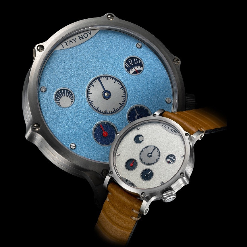 Itay Noy Part Time Watch Watch Releases
