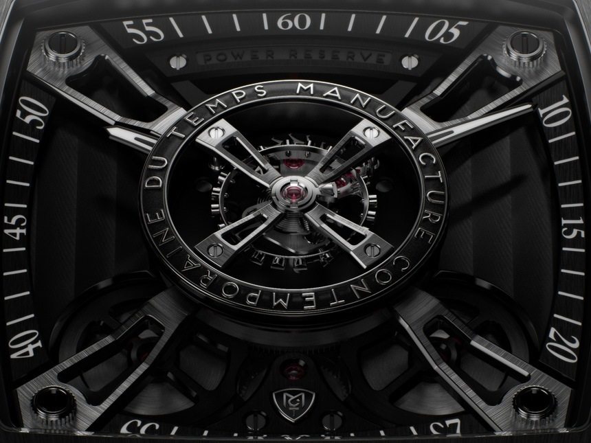 MCT Frequential One F110 Watch