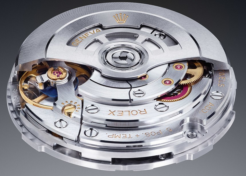 2e2e52265f7 Rolex Day-Date 40 Watches & The New Rolex 3255 Movement Hands-On Hands