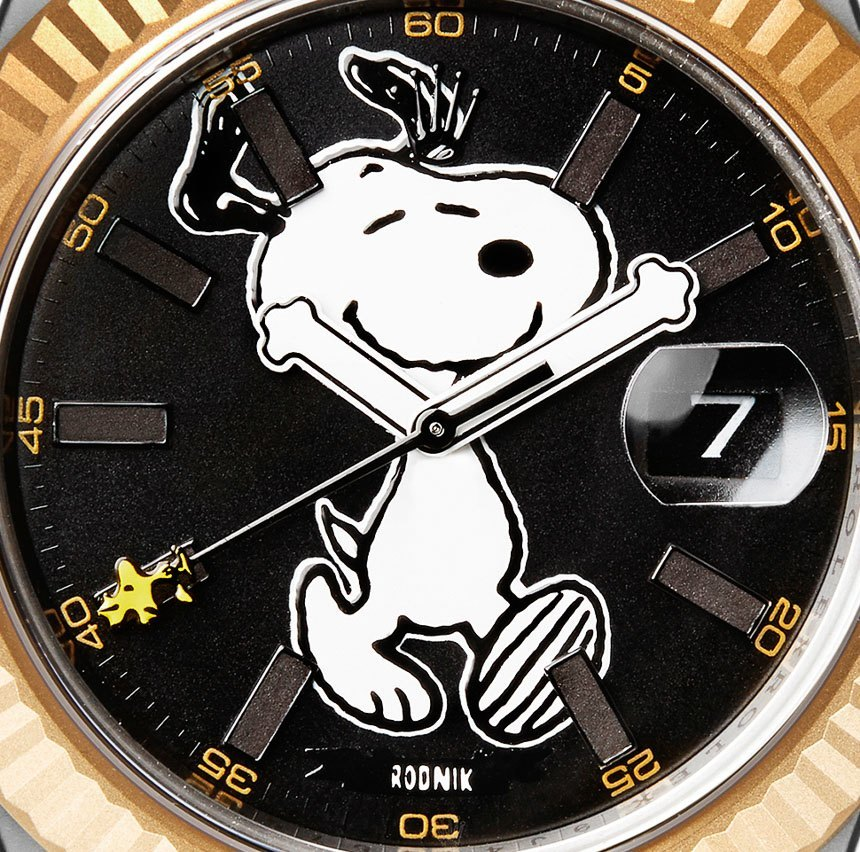 Bamford X The Rodnik Band Snoopy Customized Rolex Limited Edition