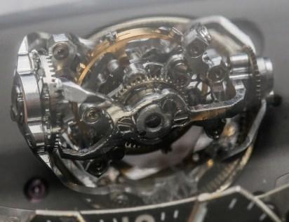Cabestan Triple Axis Tourbillon Watch Hands-On Hands-On