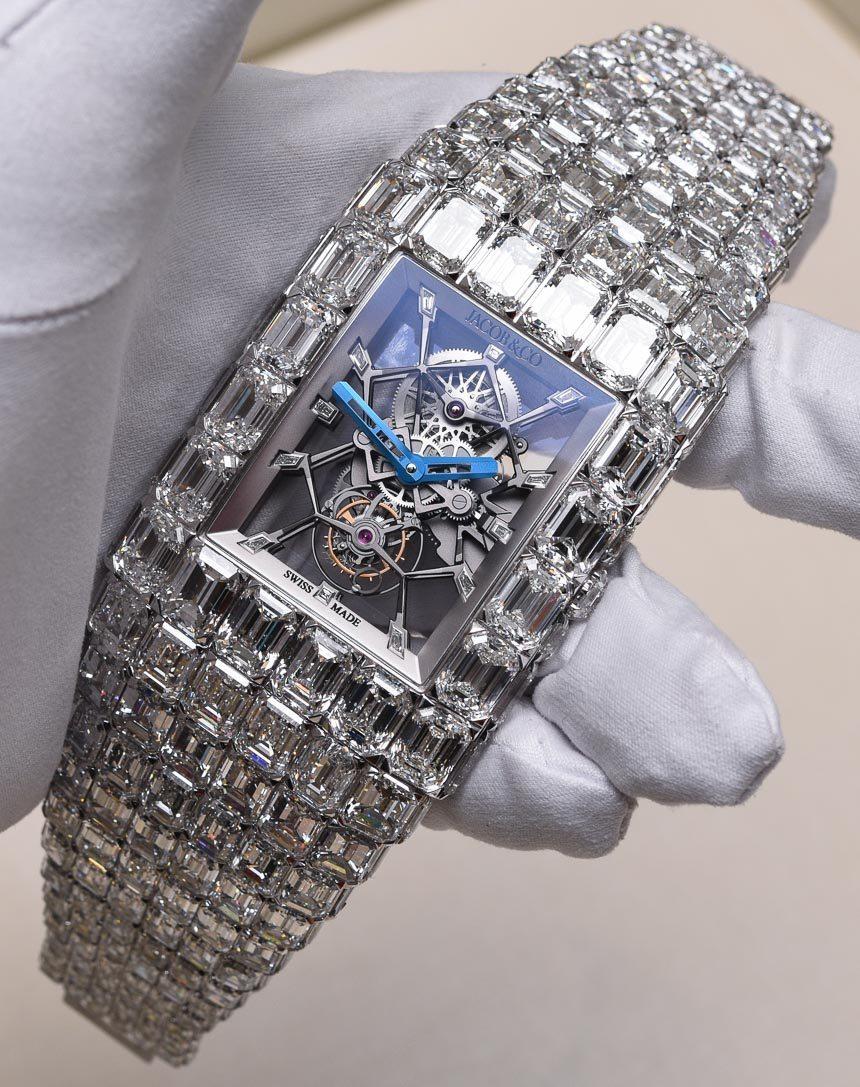 The billionaire watch