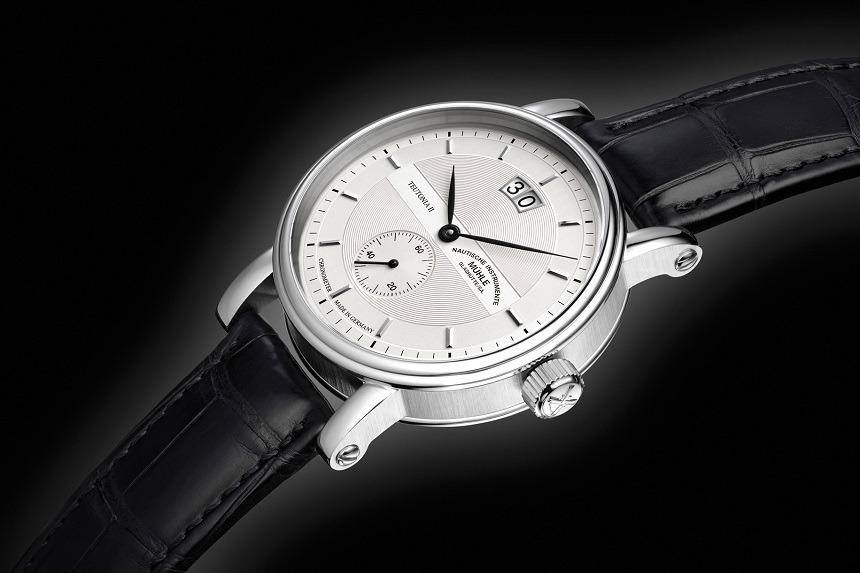 Muhle Glashutte Teutonia Ii Grossdatum Chronometer Watch Ablogtowatch