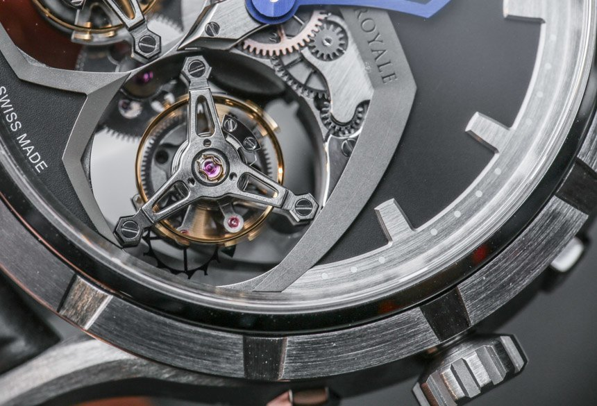 Manufacture Royale 1770 Micromegas Watches Hands-On Hands-On