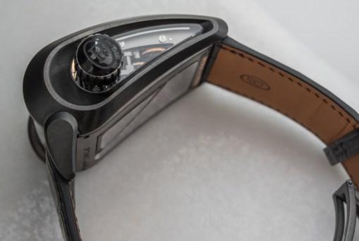 Parmigiani Bugatti Super Sport Watch Hands-On Hands-On