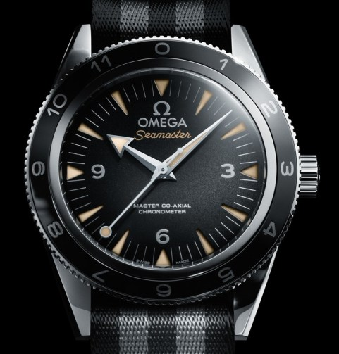 Omega Seamaster 300 'Spectre' Limited Edition Watch For James Bond Spectre Movie Watch Releases