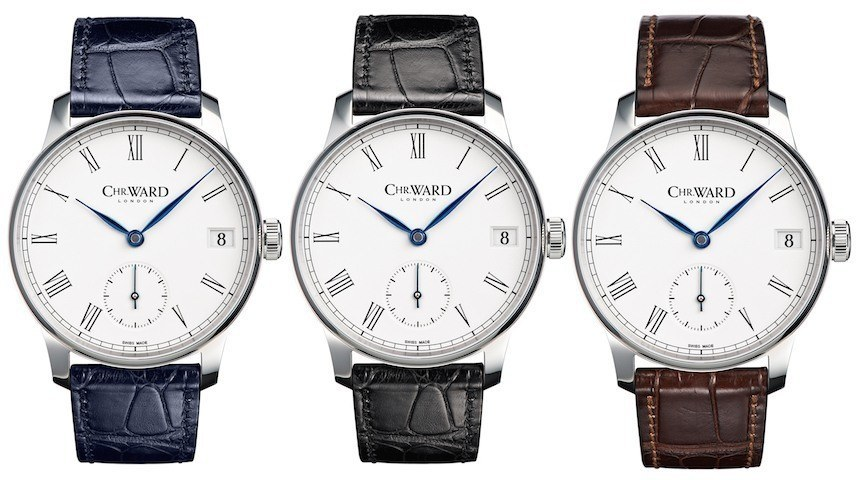 Christopher Ward C9 5 Day Small-Second Chronometer Watch Watch Releases