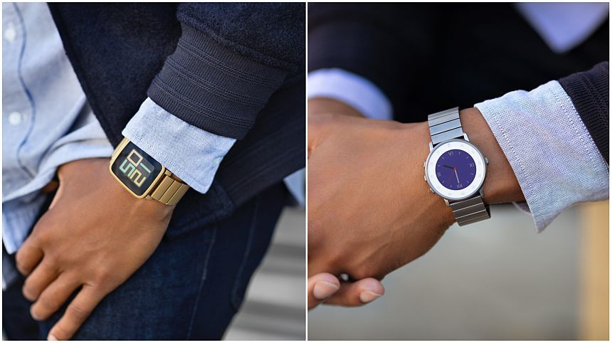 Pebble Time Round Watch Watch Releases