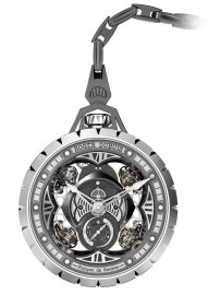 Roger Dubuis Excalibur Spider Pocket Watch Time Instrument Pocket Watch Watch Releases