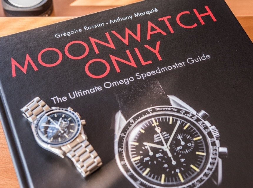 moonwatch only the ultimate omega speedmaster guide book review rh ablogtowatch com omega pocket watch price guide omega watch size guide