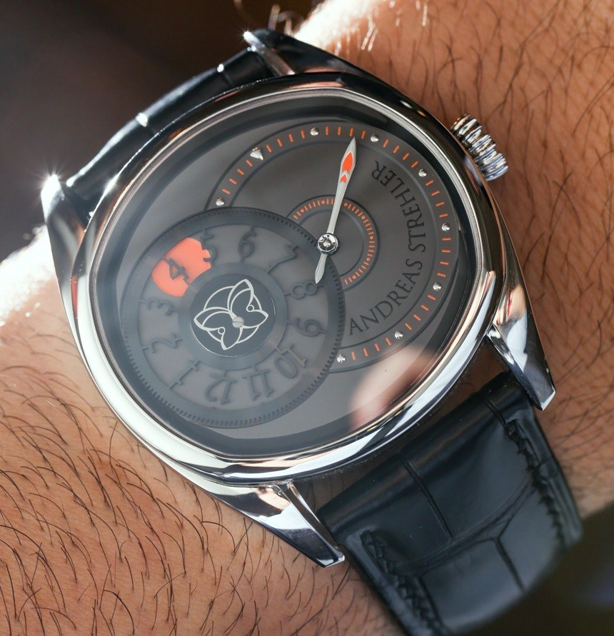 Andreas Strehler Time Shadow Watch Hands-On Hands-On