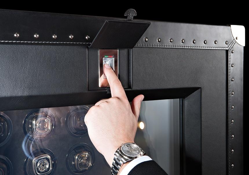 Döttling Gallery Watch Winder Safe Luxury Items
