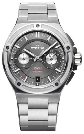 Eterna Royal KonTiki Chronograph Watch Watch Releases