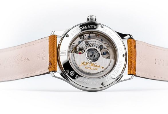 JS Watch Co. 101 10 Year Anniversary Watch Watch Releases