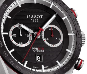 Tissot PRS 516 Bi-Compax Chronograph Watch Watch Releases