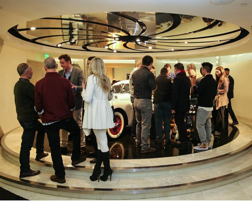 My Experience At ABlogtoWatch Bremonts Event At The Galpin Aston - Galpin aston martin