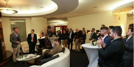 My Experience At aBlogtoWatch & Bremont's Event At The Galpin Aston Martin Vault Shows & Events