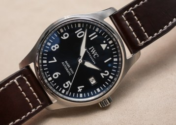 IWC Pilot's Watch Mark XVIII & Edition 'Le Petit Prince' Hands-On Hands-On