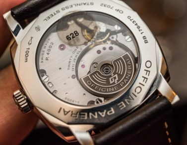 New Panerai Radiomir 1940 3 Days GMT Automatic Watches For SIHH 2016 Hands-On Hands-On