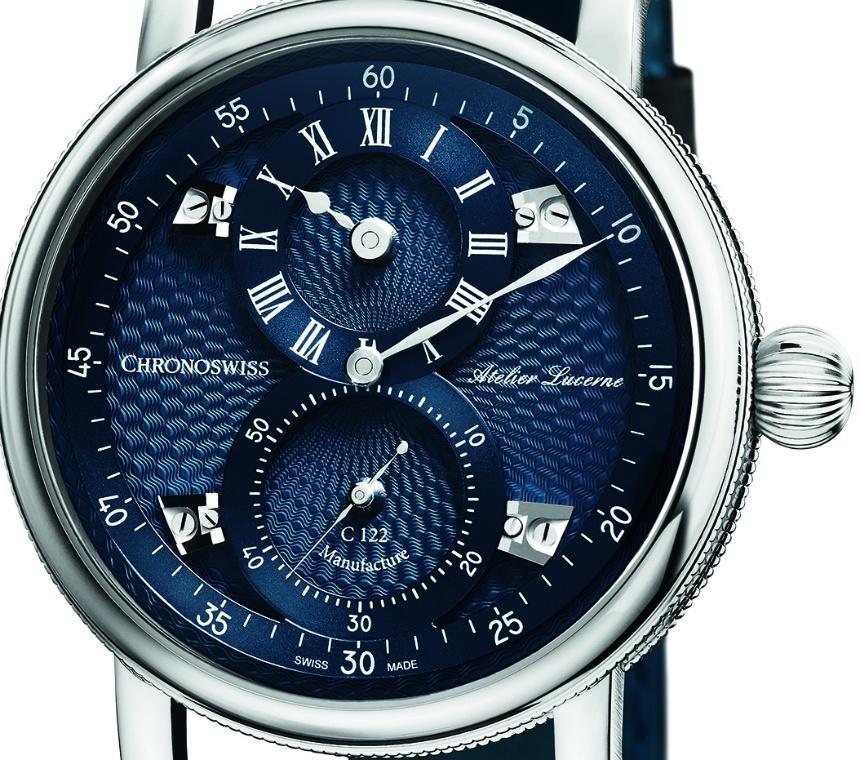 Chronoswiss Sirius Flying Regulator Watch Watch Releases