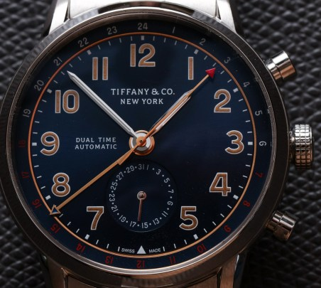 Tiffany & Co. CT60 Dual Time Watch Hands-On Debut Hands-On