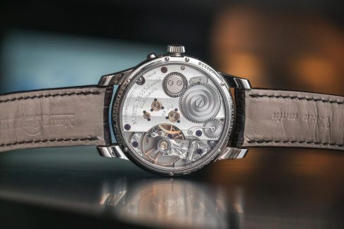 Moritz Grossmann Benu Power Reserve Watch Hands-On Hands-On