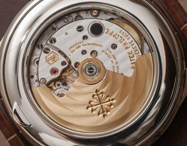 Patek Philippe Perpetual Calendar 5496P-015 Platinum Watch Hands-On Hands-On