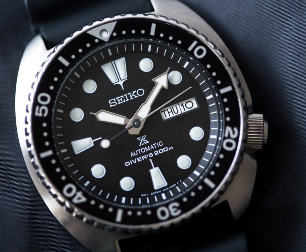 Seiko Prospex SRP777 Dive Watch Review Wrist Time Reviews