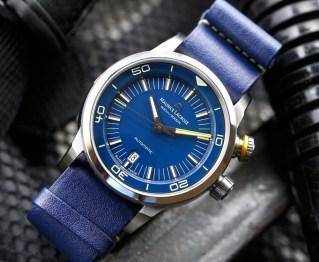 WATCH GIVEAWAY: Maurice Lacroix Pontos S Diver 'Blue Devil' Limited Edition Giveaways
