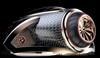 Germain Baillot Concept Watch Watch Releases