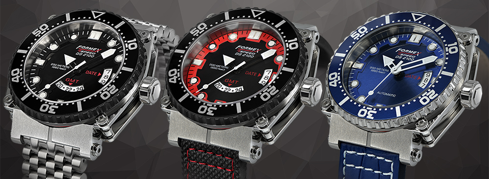Formex Watches Return, Now More Affordable & Only Sold Online Watch Industry News
