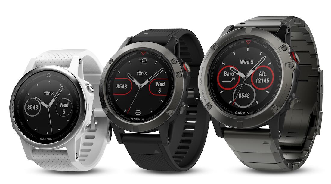 Garmin fnix 5 watches ablogtowatch garmin fnix 5 watches watch releases thecheapjerseys Gallery